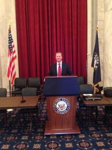 me at podium 2